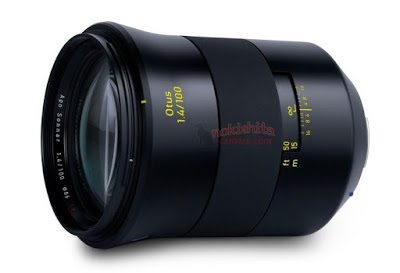 This is the new Zeiss Otus 100mm f/1.4 lens