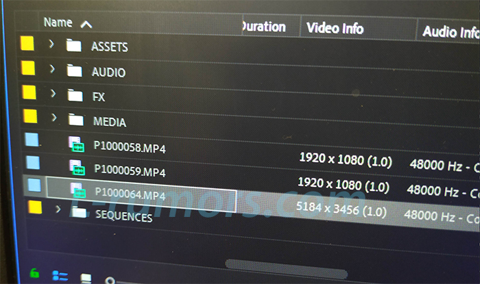 L3) No clue if that's right: High 5K movie mode on Panasonic S1? – L