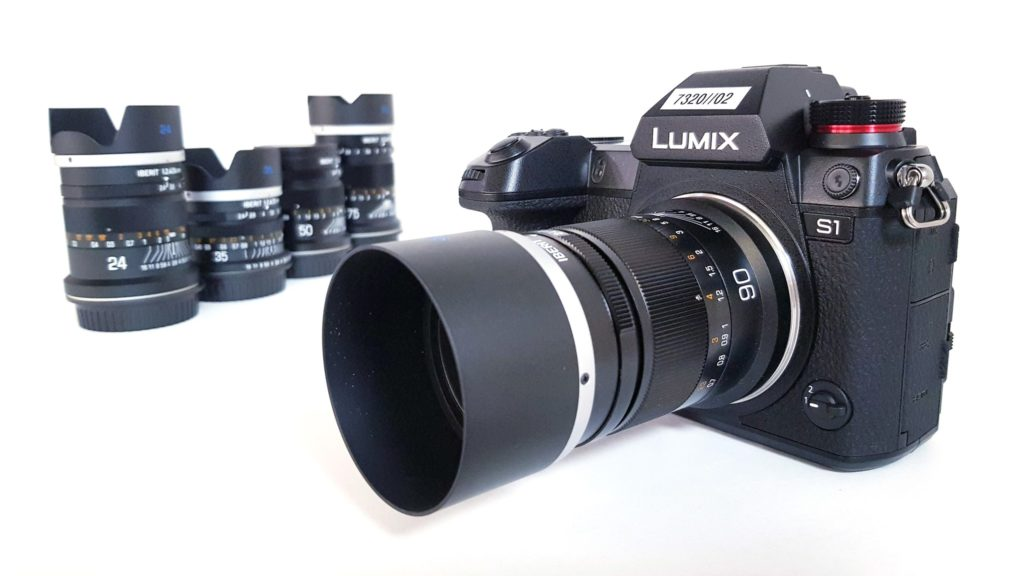 First images of the new Kipon L-mount lensess – L mount system